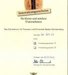 Urkunde_Ministerium-Innovationsgutschein-A_120320