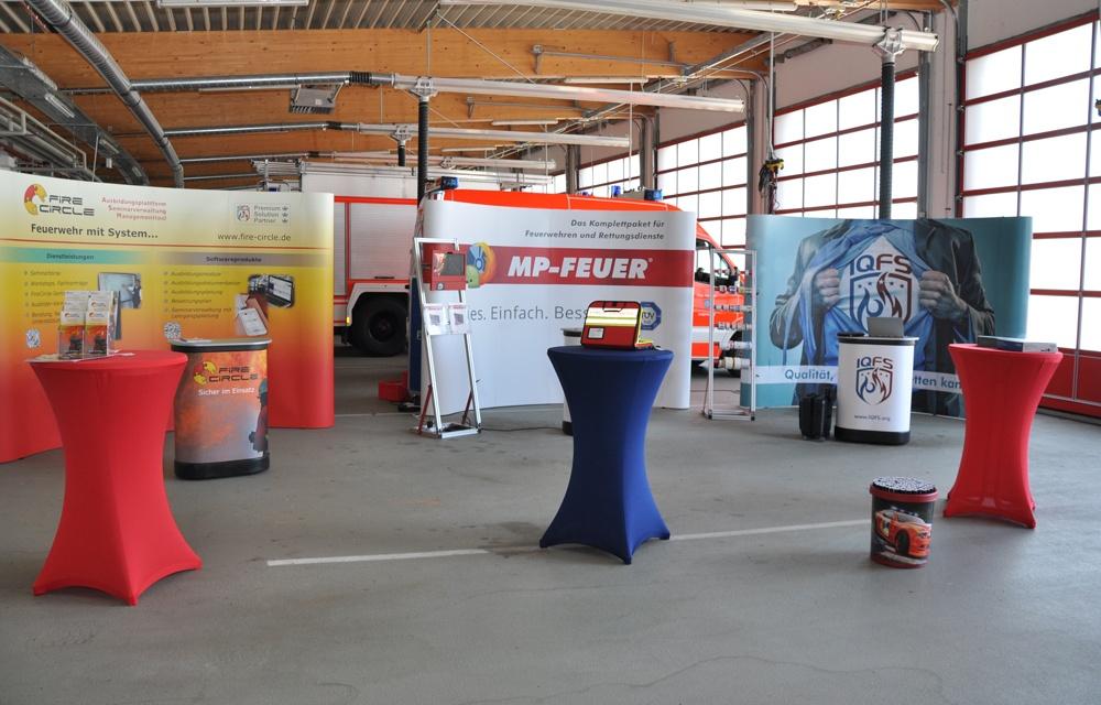Qualitätsmanagement in der Feuerwehr. IQFS, MP-Feuer und FireCircle