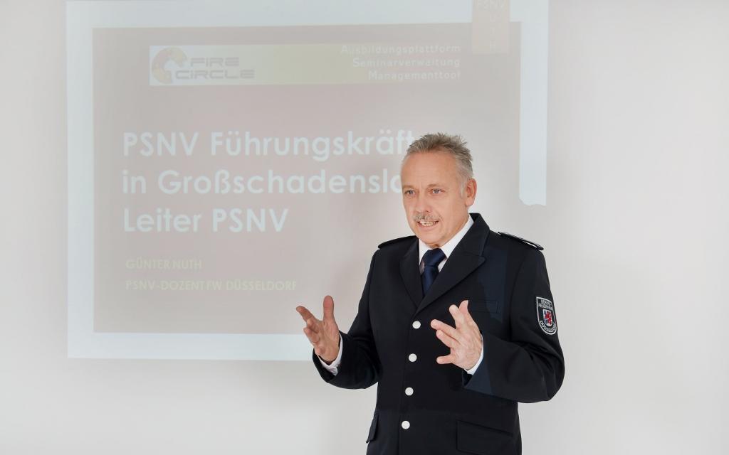 Notfallseelsorger, PSNV