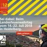 Landesfeuerwehrtag Baden Württemberg 2018 in Heidelberg