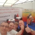 RETTmobil 2018, Bundesverband Feuerwehausbildung mit Feuercon und FireCircle