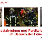 Hygiene Feuerwehr, Dekontamination